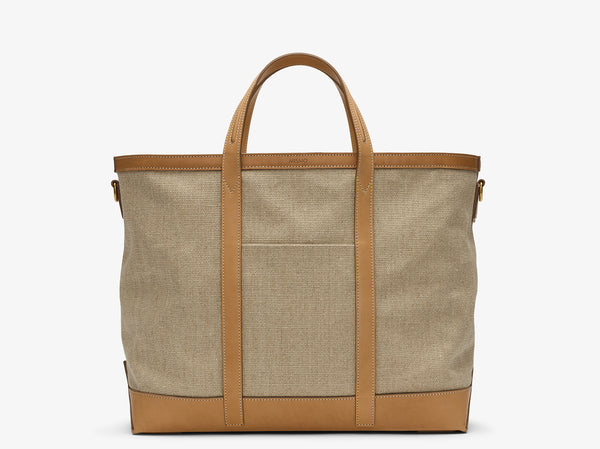 M/S Vigour - Natural/Linen