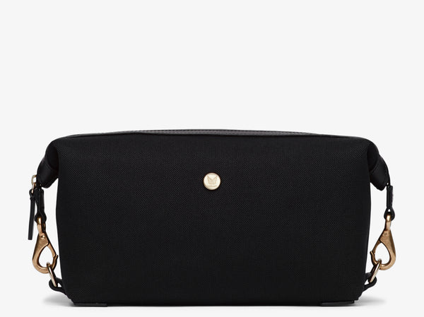 M/S Washbag - Coal/Black