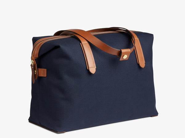 M/S Weekend - Midnight blue/Cuoio