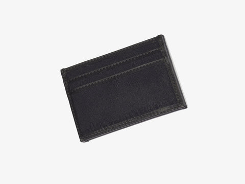 M/S Cardholder - Coal/Black