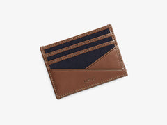 M/S Cardholder - Midnight blue/Cuoio -  Cardholder - Mismo