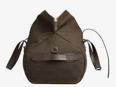 M/S Explorer – Army/Dark Brown -  Travel bag - Mismo