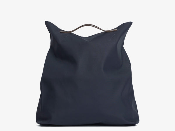 M/S Flair - Navy/Dark Brown -  Tote bag - Mismo