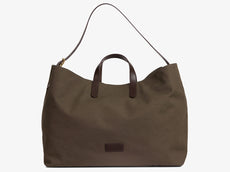 M/S Haven - Army/Dark brown -  Travel bag - Mismo
