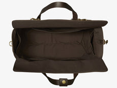 M/S Mega Tote – Army/Dark Brown -  Tote bag - Mismo