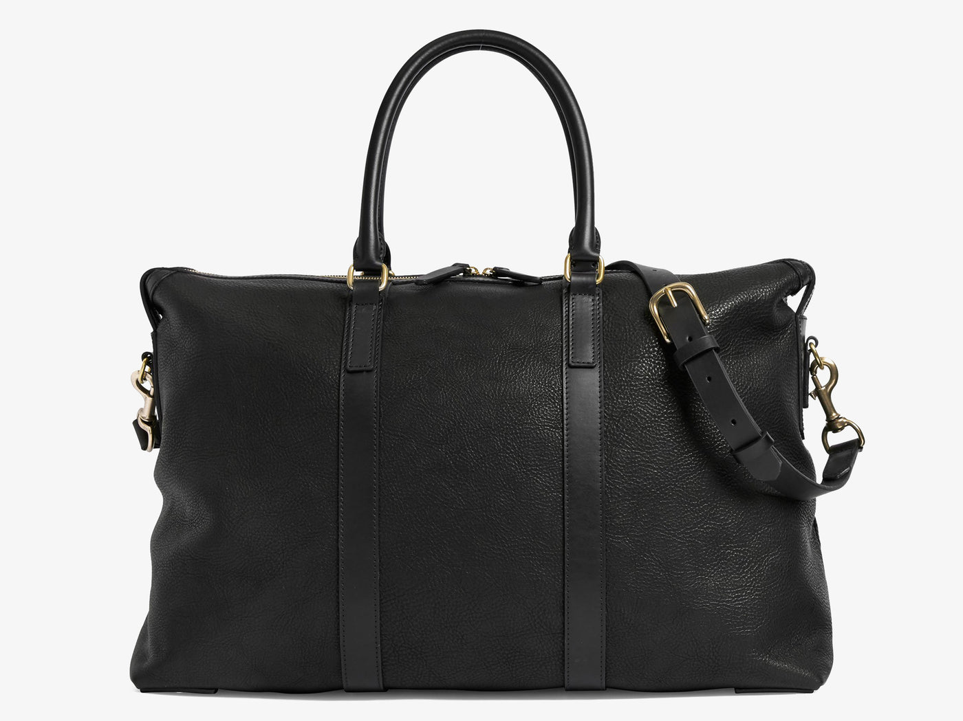 Mission, Leather - Black/Black