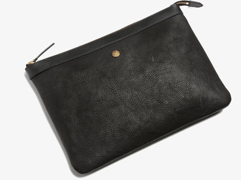 Pouch Large - Black/Black