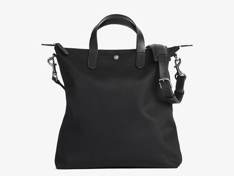 M/S Shopper – Black/Black