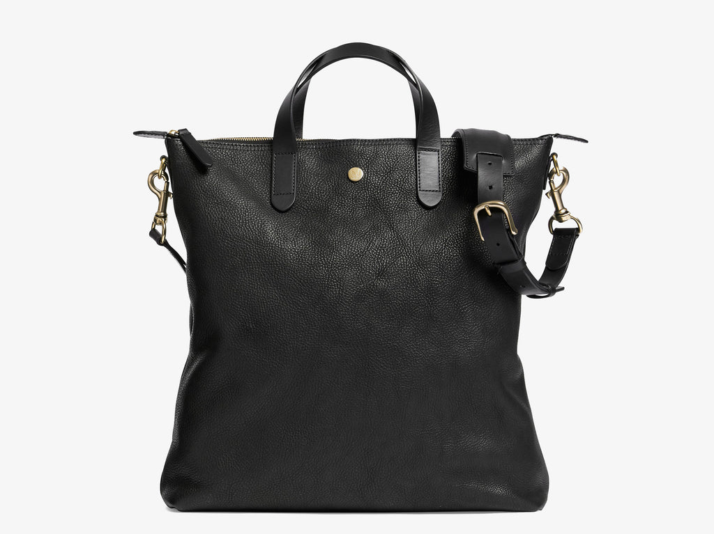 Shopper - Black/Black - Tote bag - Mismo - 1