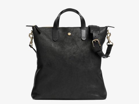 SHOPPER - Black/Black