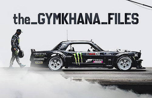 "KEN BLOCK'S ""GYMKHANA TEN: ULTIMATE TIRE SLAYING TOUR"" NOW STREAMING ON AMAZON PRIME VIDEO!"