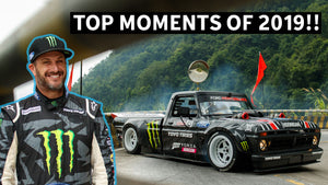 Ken Block's Top 10 FAVORITE Moments of 2019: Part 2!