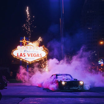 KEN BLOCK STARS ALONGSIDE CARDI B, MARSHMELLO, RITA ORA, EMILY RATAJKOWSKI, RYAN SHECKLER AND MORE IN NEW PALMS HOTEL AND CASINO COMMERCIAL