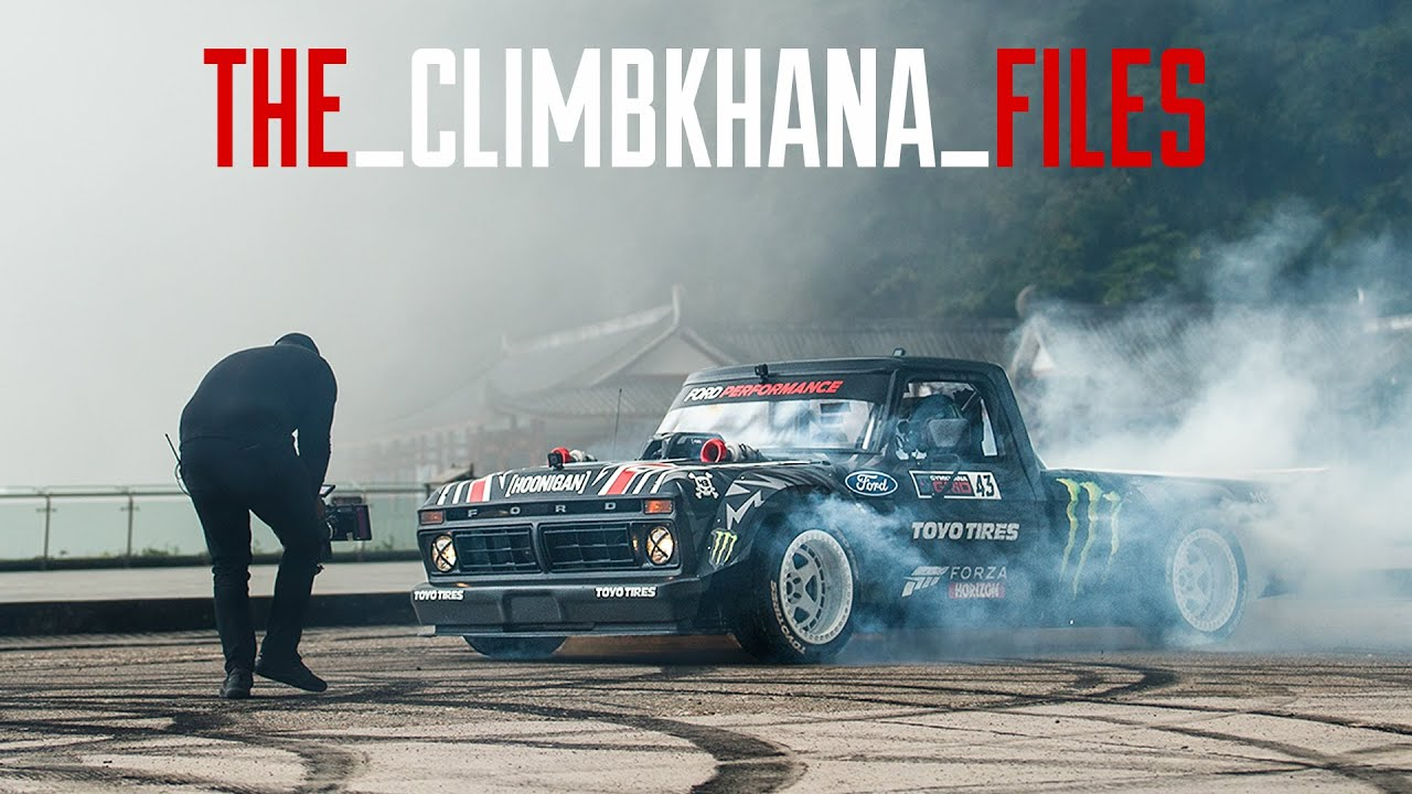 THE CLIMBKHANA FILES: Behind the scenes of Ken Block's Climbkhana TWO - Part 1 of 3
