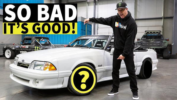 How To Make The WORST and Best Wheels Wheels w/ Ken Block & Rotiform
