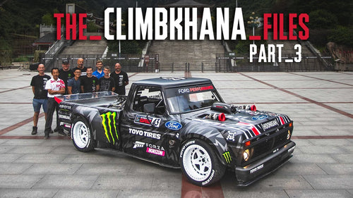 THE CLIMBKHANA FILES: Part 3 of 3 - Behind the scenes of Ken Block's Climbkhana TWO