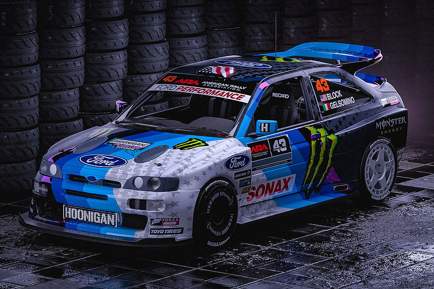 Garage - Hoonigan Racing