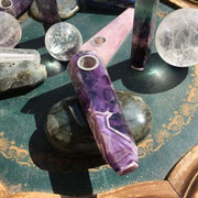 Dream Amethyst Gemstone Pipe