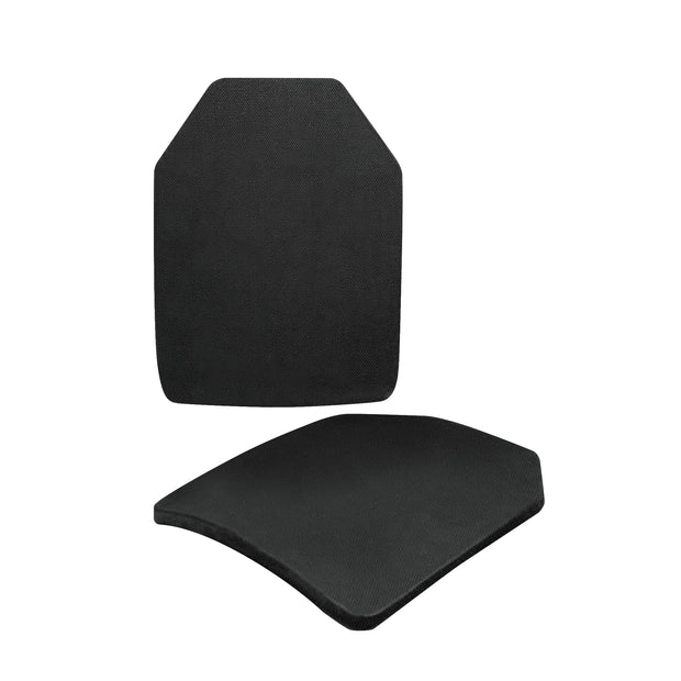 Two SAPI Plates: : NIJ Certified, Lightweight Level IV, Triple Curve, Stand Alone (26300) - Hoplite Armor Store