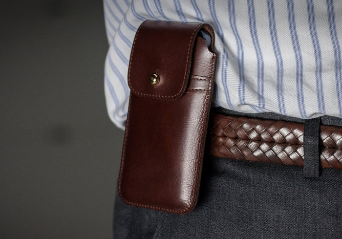 Why Everyone Should Be Wearing A Phone Holster