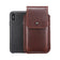 Horween Chromexcel Havana Brown Leather - Barrett 2017 Holster Case for iPhone X