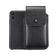 Black Leather - Barrett 2017 Holster Case for iPhone X