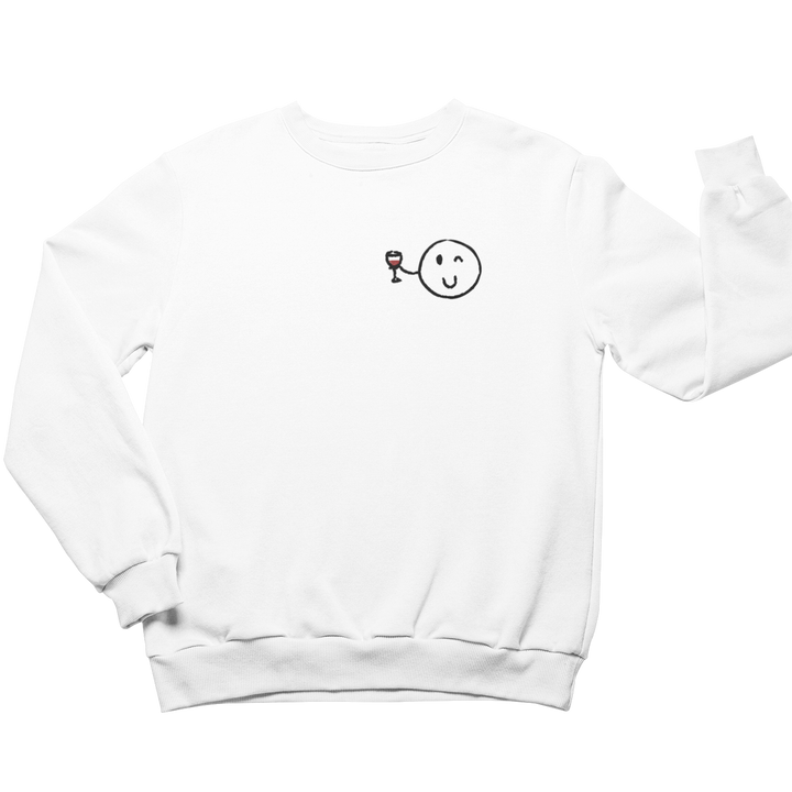 Winey - Bio Sweatshirt Unisex - Weinspirits