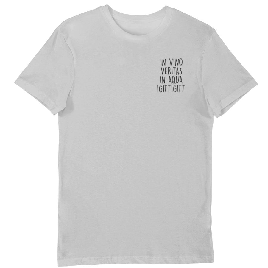 In vino veritas - Shirt Herren - Weinspirits