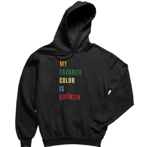 my favorite color - Hoodie Unisex - Weinspirits