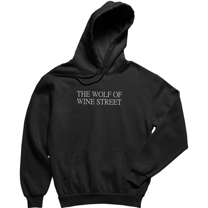 THE WOLF OF WINE STREET - Hoodie Unisex - Weinspirits