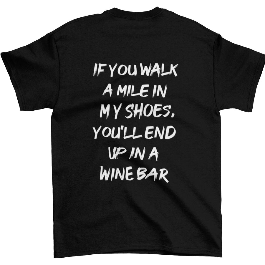 WINE BAR - Shirt Herren - Weinspirits