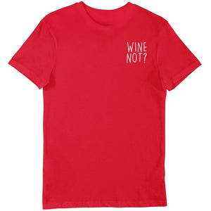Wine not? - Shirt Herren - Weinspirits