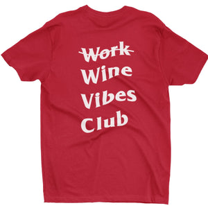 Wine Vibes Club - Shirt Herren - Weinspirits