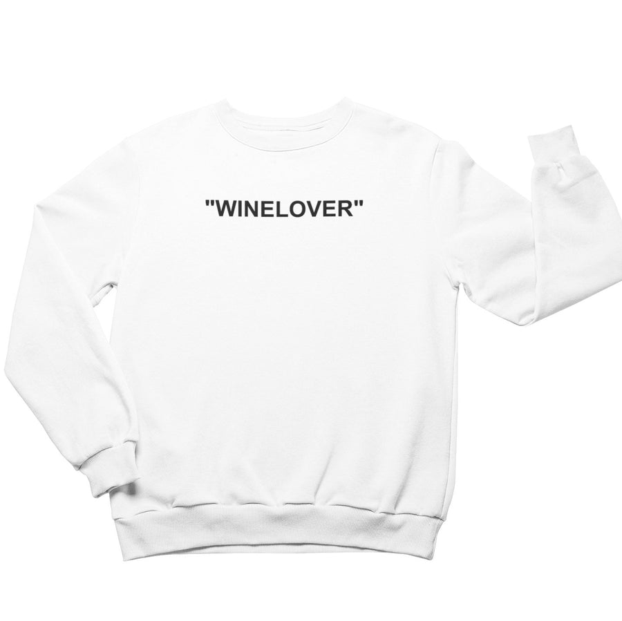 """WINELOVER"" - Sweatshirt Unisex - Weinspirits"