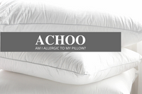 Why You Are Not Actually Allergic to Your Pillow!