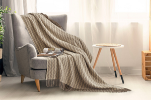 Fall Nouveautés New for fall. Blankets and throws for fall. Designer Blankets