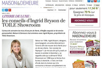 Maison & Demeure's Interview with Ingrid