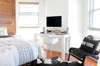 What You Need to Know About College Dorms - Bedding & Germs!