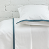 Valeria, Luxury Bedding with Trim - TOILE SIGNATURE DUVET SETS