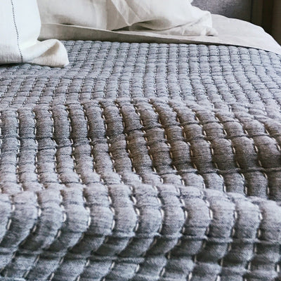 'Brayden' Coverlet & Shams from Avasa