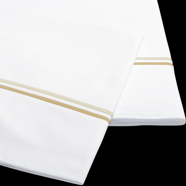 "Matouk ""Essex"" Duvet Cover & Shams"