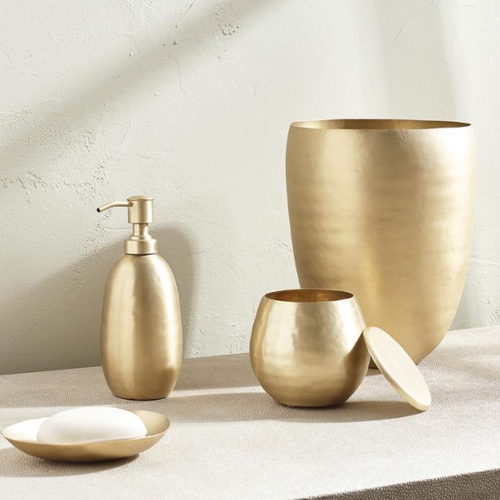 'Nile Gold' Bath Accessories