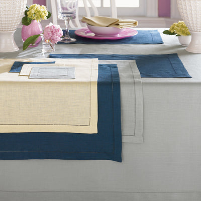 Sferra Festival Hemstitch Tablecloth