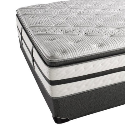 The 'Black Napa' Pillow-Top Mattress