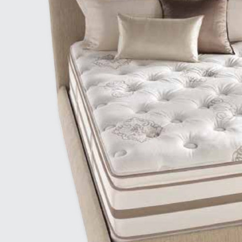 The Bouvet Island Pillow-Top Mattress