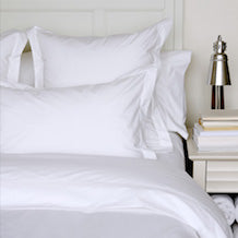 Cuddle Down Percale Deluxe Duvet Cover and Shams