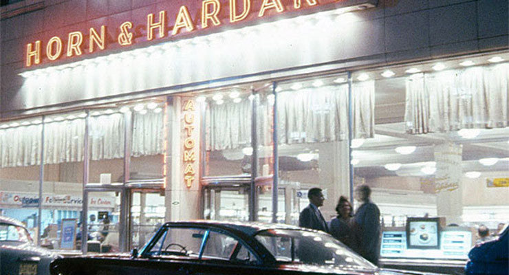 Horn And Hardart Coffee From The Automat