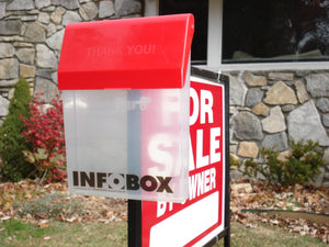 Throw Away That Real Estate Brochure Box