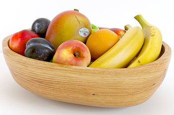 How to Stage Your Kitchen--Tip #10 - Top it off with a fresh bowl of fruit.