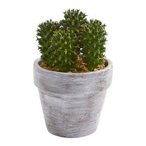 "8"" Cactus Artificial Plant (Set of 3)"